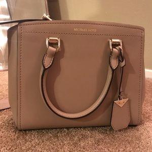 Tan Michael Kors Handbag